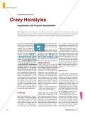 Crazy Hairstyles - Haarfarben und Frisuren beschreiben Preview 1