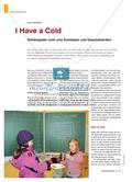 I Have a Cold - Rollenspiele rund ums Kranksein und Gesundwerden Preview 1