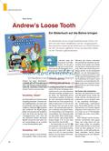 Andrew's Loose Tooth - Ein Bilderbuch auf die Bühne bringen Preview 1