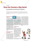 Give the Camels a Big Hand! - Als Tierdompteur eine Zirkusnummer moderieren Preview 1
