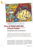 How to Work with the Circus Poster - Selbstständiges Arbeiten mit Wimmelbildern Preview 1
