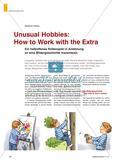 Unusual Hobbies: How to Work with the Extra - Ein halboffenes Rollenspiel in Anlehnung an eine Bildergeschichte inszenieren Preview 1