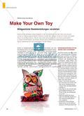 Make Your Own Toy - Bildgestützte Bastelanleitungen verstehen Preview 1