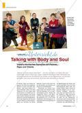 Talking with Body and Soul - Imitativ-chorisches Sprechen mit Reimen, Raps und Chants Preview 1