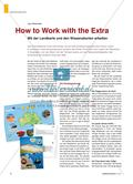 How to Work with the Extra - Mit der Landkarte und den Wissenskarten arbeiten Preview 1