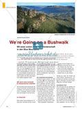 We're Going on a Bushwalk - Mit einer action story auf Wanderschaft in den Blue Mountains Preview 1