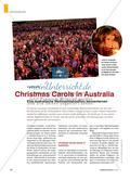 Christmas Carols in Australia - Eine australische Weihnachtstradition kennenlernen Preview 1