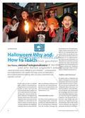 "Halloween: Why and How to Teach - Das Thema ""Halloween"" im Englischunterricht Preview 1"