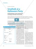 Smalltalk at a Halloween Party Preview 1