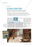 A Dark, Dark Tale - Eine eigene Gruselgeschichte schreiben und vortragen Preview 1