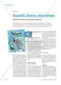 Sounds, Stress, Intonation - Mit Winnie the Witch die Aussprache trainieren Preview 1