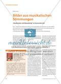 """Bilder aus musikalischen Stimmungen - """"Nussknacker und Mausekönig"""" im Kunstunterricht Preview 1"""