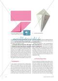 Geometrische Entdeckungen beim Falten in Klasse 1 Preview 3