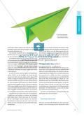 Symmetrie an Papierfliegern und anderen gefalteten Flugobjekten Preview 2