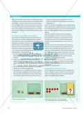 Knackpunkt im ersten Schuljahr - Das Teil-Ganzes-Konzept mit Hilfe von Schüttelboxen erarbeiten Preview 5