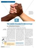 Globales Lernen: Partnerschule in Namibia Preview 1