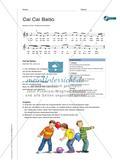 Brasilianische Kinderlieder - Singen, Tanzen, Spielen und begleiten Preview 3