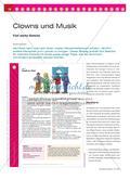 Clowns und Musik - Fünf starke Sketche Preview 1