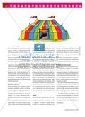 Im Zirkus - Ein kunterbuntes Rhythmusstück für musikalische Artisten Preview 3