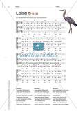 Ein- und mehrstimmiges Singen von Herbstimmungen Preview 4