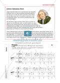 Musette - Grundschulkinder spielen aus dem Notenbüchlein für Anna Magdalena Bach Preview 6