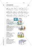 """""""Ah! Vous dirai-je, maman"""" - Eine bekannte Melodie aus dem Barockzeitalter singen und spielen Preview 4"""