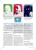 Klassenporträt im Stencil-Stil - Selbstporträts zu einem Bild kombinieren Preview 3