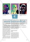 Klassenporträt im Stencil-Stil - Selbstporträts zu einem Bild kombinieren Preview 4