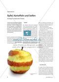 Äpfel, Kartoffeln und Seifen - Einstiege in skulpturales Denken Preview 1