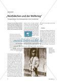 """,,Nesthäkchen und der Weltkrieg"""" - Transgenerativer Vermittlungsansatz in der Grundschule * Preview 1"""