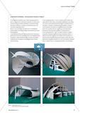 Spannende Bauten - Entwicklung und Gestaltung dekonstruktivistischer Architekturmodelle aus Karton Preview 3