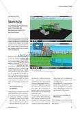 SketchUp - Grundlegende Einführung und Potenziale der dreidimensionalen Entwurfssoftware Preview 1