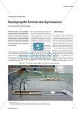 Kunstprojekt Ammersee-Gymnasium - Gestaltung der Außenanlagen Preview 1