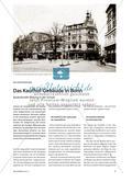 Das Kaufhof-Gebäude in Bonn - Baukulturelle Bildung in der Schule Preview 1