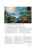 Lebendige Mythen - Annäherung an Historienmalerei durch ein Literatur-Kunst-Projekt Preview 5