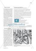 Lebendige Mythen - Annäherung an Historienmalerei durch ein Literatur-Kunst-Projekt Preview 6