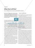 What Dust will Rise? - Kunst und Kulturerbe als Ausdruck gesellschaftlicher Identität Preview 1