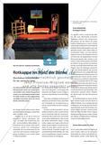 Rotkappe im Wald der Bänke - Wandelbare Bühnenbilder für das szenische Spiel Preview 1