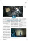 Ein Sommernachtstraum im virtuellen Wald - Bühnenraumgestaltung durch Projektionen Preview 3