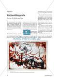 Küchenlithografie - Drucken mit Alufolie und Cola Preview 1