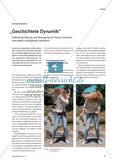 """""""Geschichtete Dynamik"""" - Selbstinszenierung und Bewegung als Prozess zwischen manuellen und digitalen Verfahren Preview 1"""