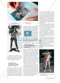 """""""Geschichtete Dynamik"""" - Selbstinszenierung und Bewegung als Prozess zwischen manuellen und digitalen Verfahren Preview 2"""