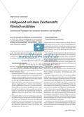 Hollywood mit dem Zeichenstift: filmisch erzählen Preview 1