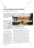 Lehm als Material in der Architektur - Das Operndorf von Christoph Schlingensief Preview 1