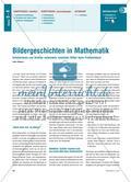 Bildergeschichten in Mathematik - Schülerinnen und Schüler entwickeln (mentale) Bilder beim Problemlösen Preview 1