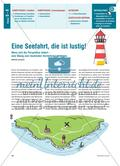 Eine Seefahrt, die ist lustig!: Wenn sich die Perspektive ändert – eine Übung zum räumlichen Vorstellungsvermögen Preview 1