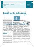 Hannah und der Mathe-Zwerg Preview 1