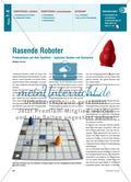 Rasende Roboter: Problemlösen auf dem Spielfeld – logisches Denken und Geometrie Preview 1