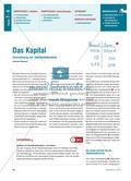 Das Kapital - Zinsrechnung mit Tabellenkalkulation Preview 1
