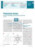 Platonische Körper - Geometrische Begriffsbildung, Kunst und Inklusion in einem Projekt Preview 1